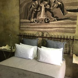 where to stay in Botswana